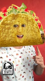 Taco Bell lense